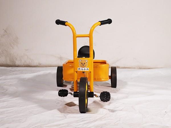 儿童铁艺单车