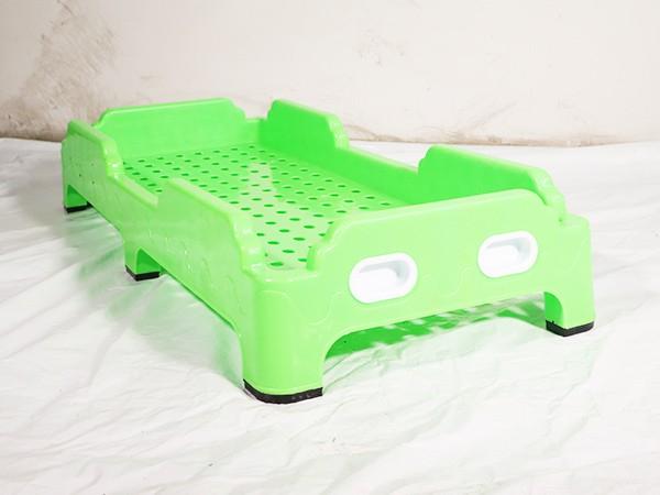 塑料一体床